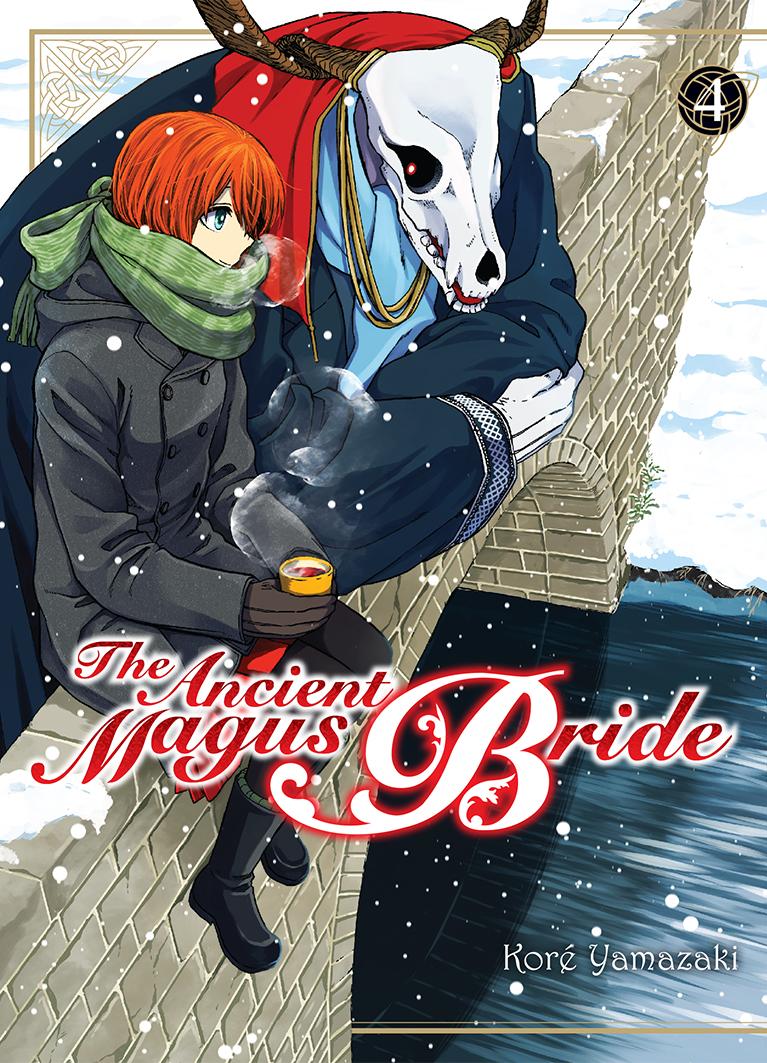 Jaquette The Ancient Magus Bride T04