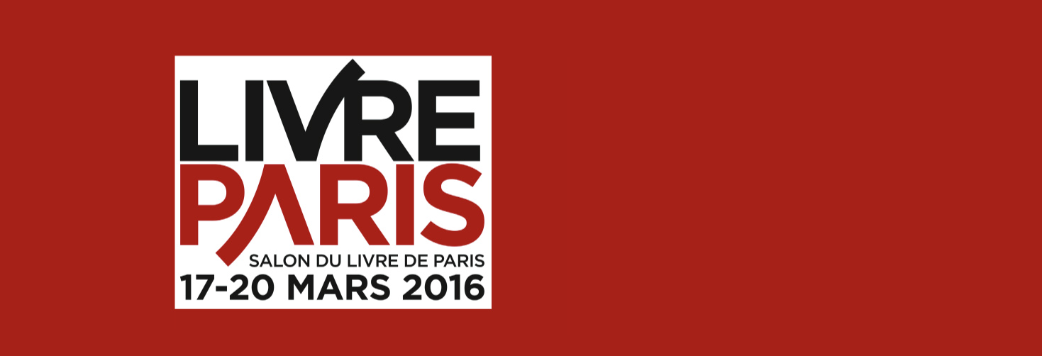 Le salon livre paris 2016 pr sente ses invit s sud cor ens for Salon a paris 2016