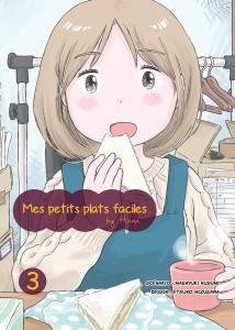 Jaquette Mes petits plats faciles by Hana T03 PRESSE
