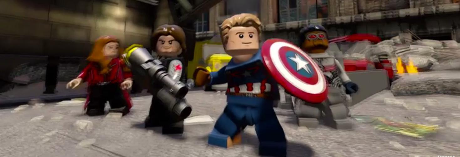 Lego marvel s avengers le pack personnages civil war - Jeux de lego marvel gratuit ...