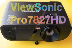 ViewSonic Pro7827HD titre 2