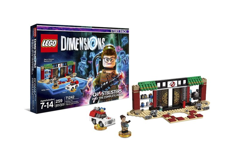 LEGO Dimensions Pack Histoire Ghostbusters 2016