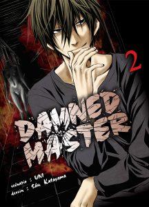 Jaquette Damned Master T02 PRESSE