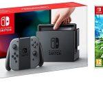 Nintendo Switch : avalanche de trailers lors la présentation 2017.