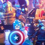 LEGO Marvel Super-Heroes 2 : un trailer pour le lancement et plein de personnages !
