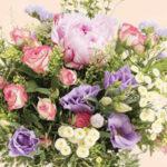 Fête des mères 2018 : un bouquet Raiponce chez Interflora
