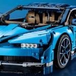 La Bugatti Chiron, la nouvelle merveille LEGO Technic en 3599 pièces !