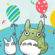 Le pop-up store Le Château éphémère est de retour pour les trente ans de Totoro