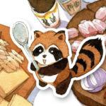 Les recettes chinoises de Monsieur Panda Roux chez Urban China