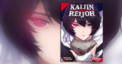 [Lu !] Kaijin Reijoh tome 1 de Tetsuya Tashiro – Kurokawa