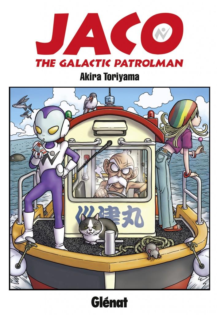 601 JACO THE GALACTIC PATROLMAN T01[MAN].indd