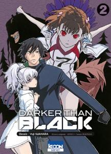 Darker Than Black 2