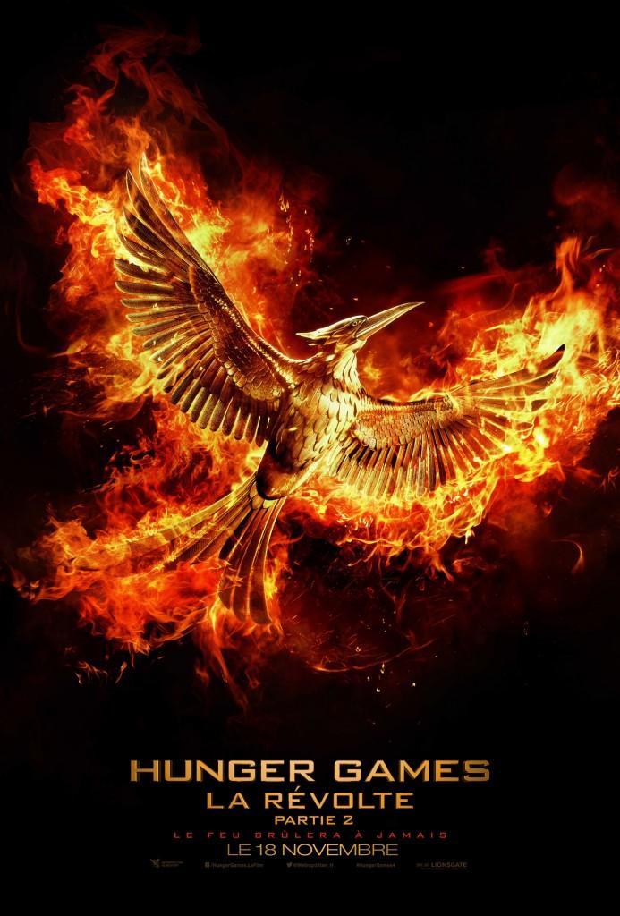 Hunger Games 4, l'affiche