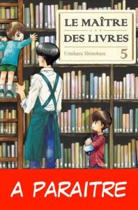 Jaquette Le Maitre des livres T05_prov