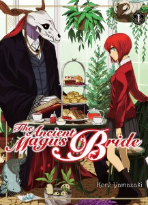Jaquette The Ancient Magus Bride T01 PRESSE