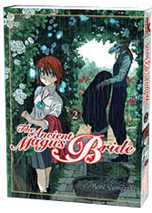 Jaquette The Ancient Magus Bride T02