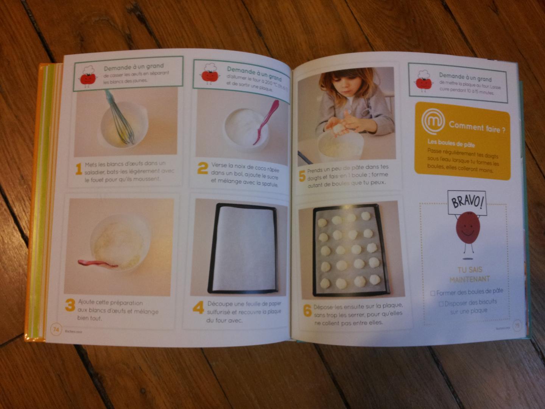 concours a gagner mon premier livre de recettes adam et ender. Black Bedroom Furniture Sets. Home Design Ideas