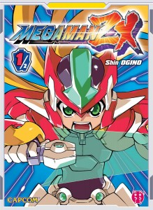 nobinobi-MegamanZX1-couverture