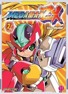 nobinobi-MegamanZX2-couverture