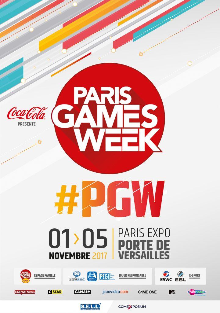 Paris games week 2017adam et ender - Salon du jeu video paris 2017 ...