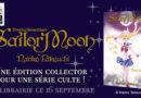 Sailor Moon de retour chez Pika avec l'édition collector «Eternal Edition»