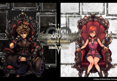 Kingdom Hearts Melody of Memory est disponible !