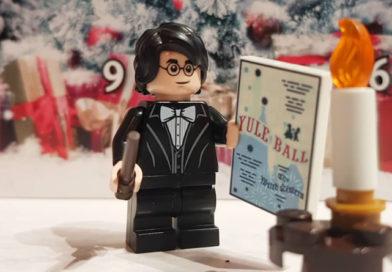 Calendrier de l'Avent LEGO Harry Potter, une touche de magie ! Jour 1
