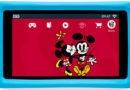 Disney et Pebble lancent Kids Tablet, les premières tablettes sous licences Disney.
