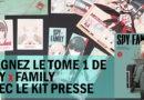 [Concours] Le tome 1 de Spy x Family à gagner