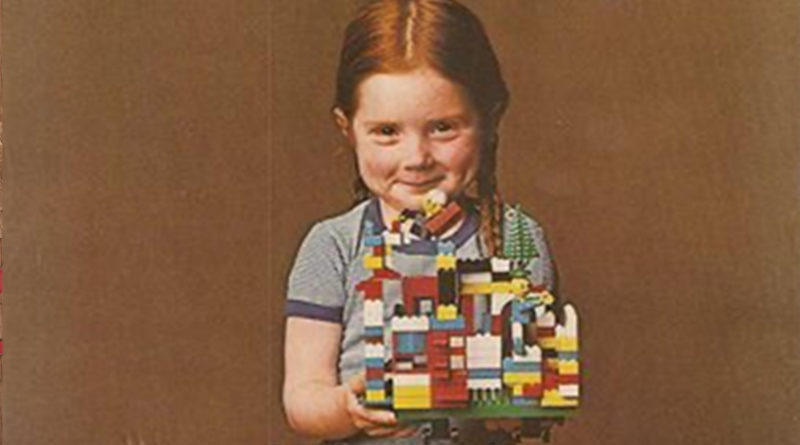 Le groupe LEGO célèbre les femmes de demain.