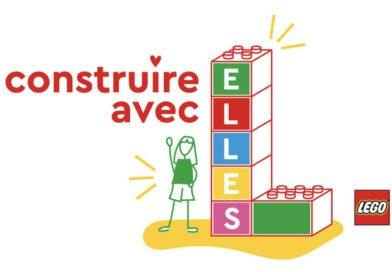 LEGO lance une campagne pour encourager la créativité des filles